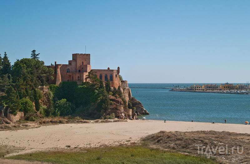 Крепость Sao Joao de Arade в Феррагуду / Фото из Португалии