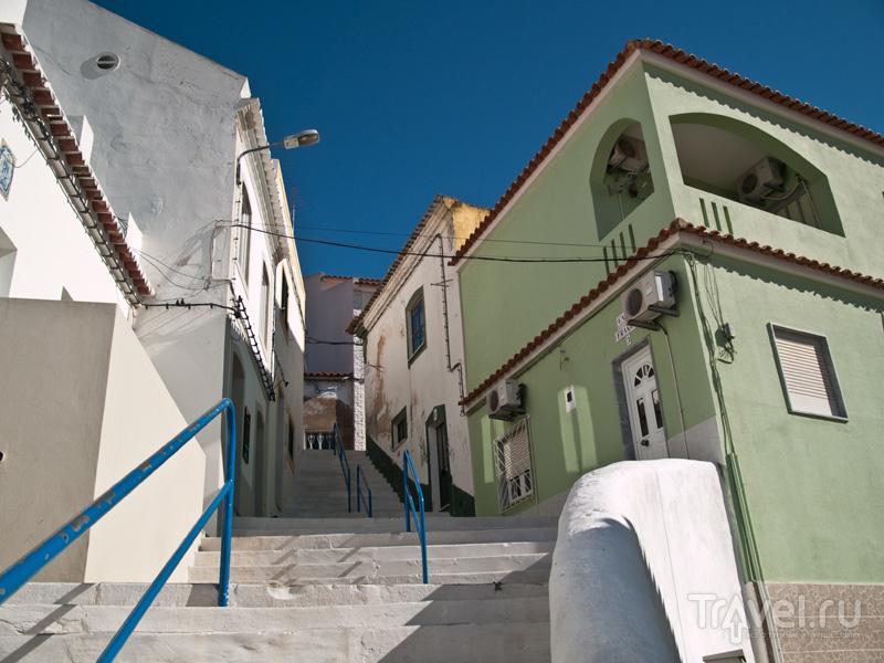 Старый город в Феррагуду / Фото из Португалии