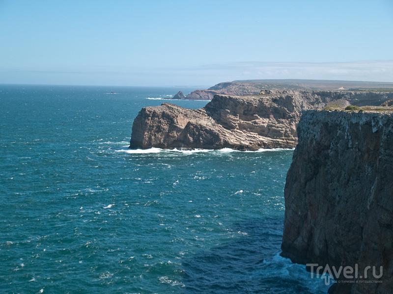 Юго-западный берег Португалии / Фото из Португалии