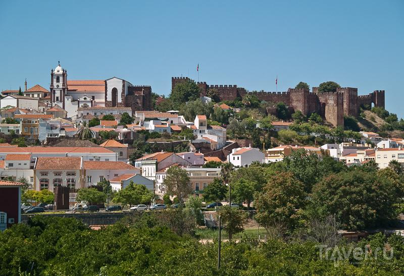 Панорама Силвеша / Фото из Португалии
