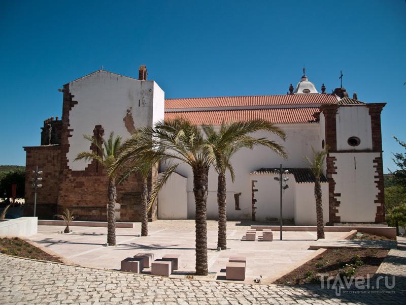 Внутри крепости, Силвеш / Фото из Португалии