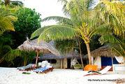 Пляж Sunset Villa / Мальдивы