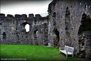 Сохранившиеся  стены / Великобритания