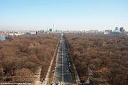 Вид к центру Берлина / Германия