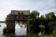 Водяная мельница / Франция