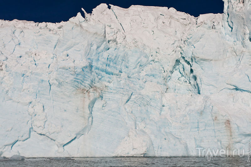 Айсберги у побережья Латинской Америки / Фото из Антарктики