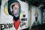 Граффити в Тренчтауне / Ямайка