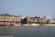 Старинные лодки / Швеция
