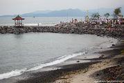 Беседка у моря / Индонезия