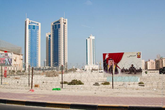 Новые дома в Бахрейне / Фото из Бахрейна
