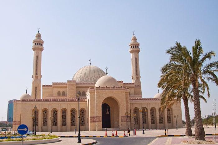 Мечеть Аль-Фатих в Бахрейне / Фото из Бахрейна