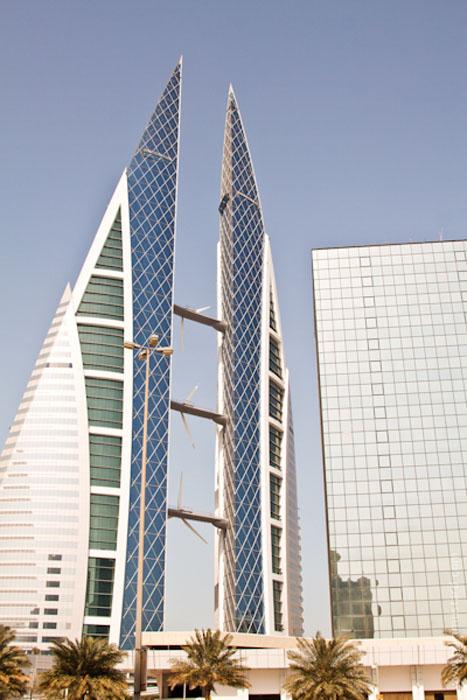 Бахрейнский всемирный торговый центр / Фото из Бахрейна
