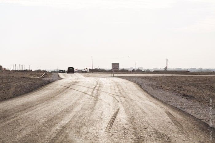 Дорога в Бахрейне / Фото из Бахрейна