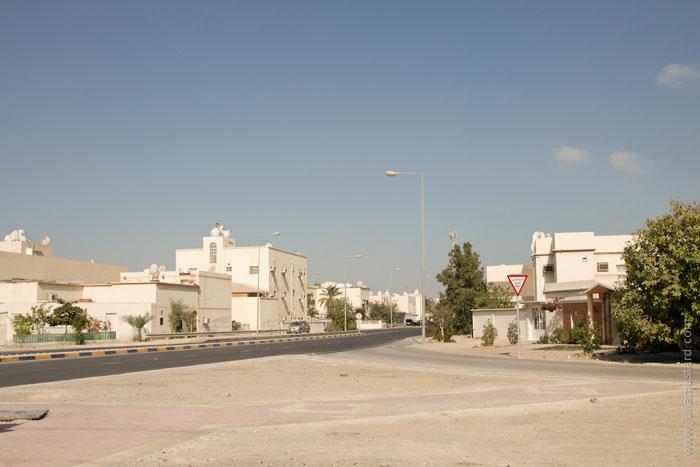Городской пейзаж Бахрейна / Фото из Бахрейна