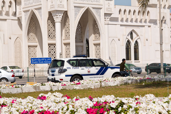 Полиция Бахрейна / Фото из Бахрейна