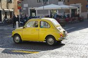 Старый Фиат / Италия