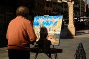 Уличный художник / Италия