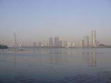 Панорама утром / Китай