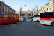 Автовокзал в Женеве / Франция