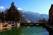 Озеро Анси / Франция