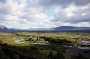 Исландский пейзаж / Исландия