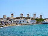 Знаменитые мельницы / Греция