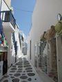 Узкие улочки / Греция