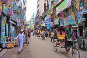 Городская улица / Бангладеш