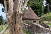 Типичное жилище кельта / Испания