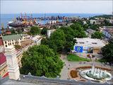 Вид с крыши Почтамта / Украина
