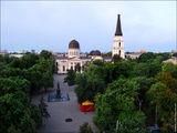 Соборная площадь / Украина