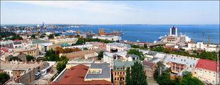 Вид на море / Украина
