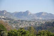 Вид на горы / Франция