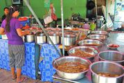 Уличный фастфуд / Мьянма