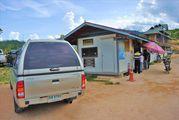 Второстепенный КПП в горах / Мьянма