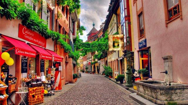 Яркие образы / Швейцария