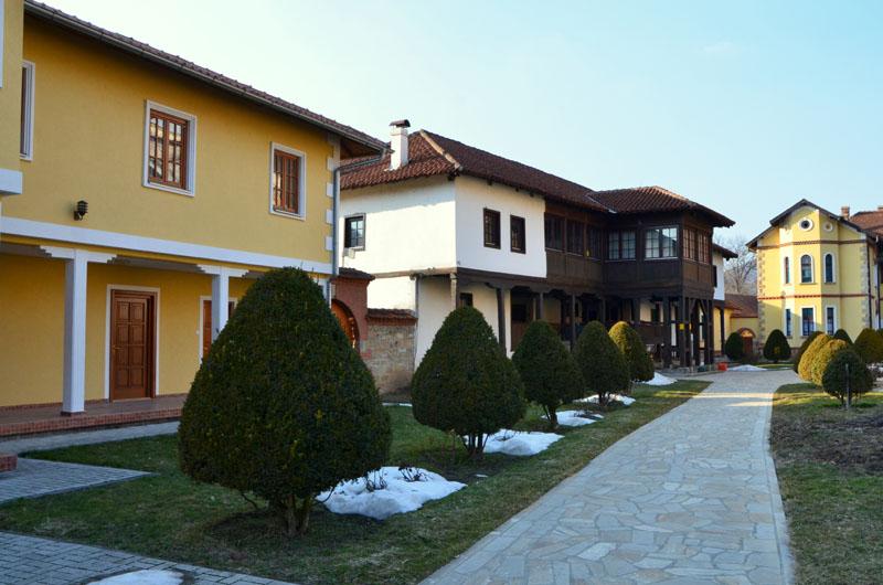Монастырь Любостыня у города Трстеник, Сербия / Фото из Сербии