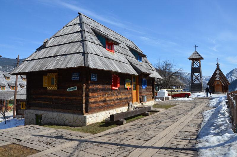 В деревне Кюстендорф, Сербия / Фото из Сербии