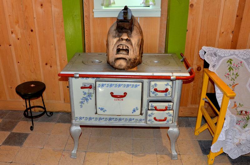 В сувенирном магазинчике / Фото из Сербии