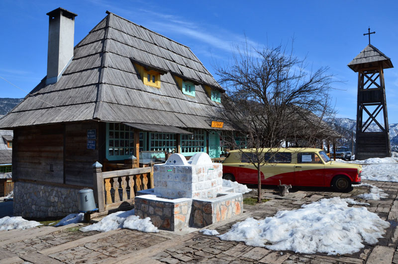 Дом в деревне Кюстендорф, Сербия / Фото из Сербии