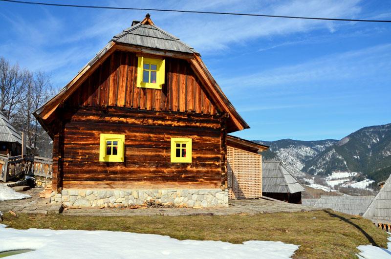Сельский дом в Сербии / Фото из Сербии