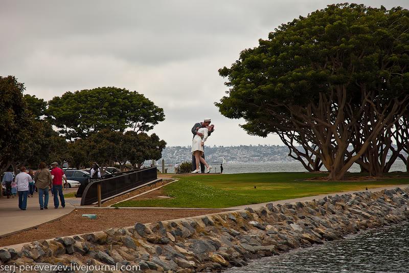 Скульптура в Сан-Диего / Фото из США
