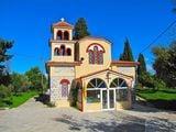 Деревенская церковь / Греция
