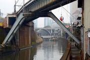 Мост через речку Канда / Япония