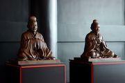 Бронзовые статуи / Япония