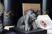 Кошка-тигр / Япония