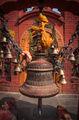 Колокол в арке / Непал
