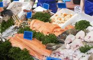 Треска и лосось / Великобритания