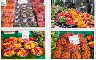 Овощи и фрукты / Великобритания
