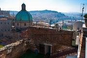 Вид со стены / Италия
